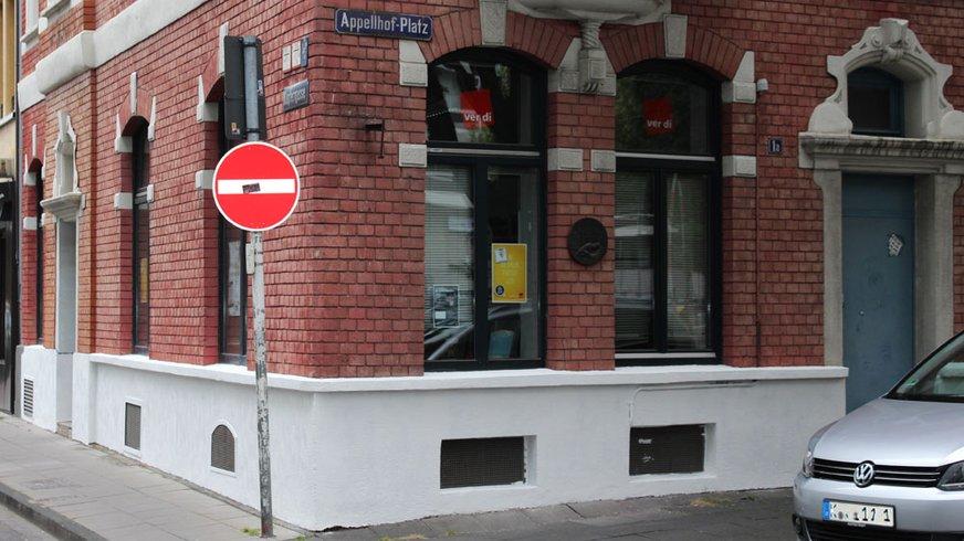 Büro des ver.di Senderverbands WDR