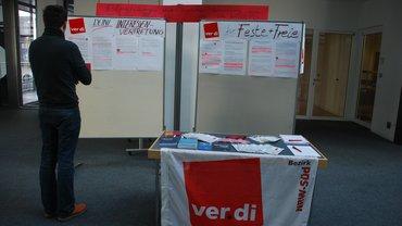 Informationsveranstaltung für Freie in der Deustchen Welle in Bonn