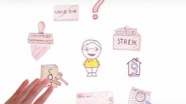 Video ver.di Jugend 2015 (Screenshot)