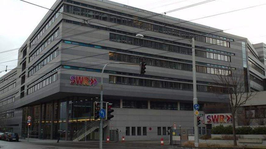 Sendebetriebsgebäude des SWR