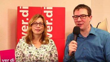Antje Kosubek kandidiert als Gleichstellungsbeauftragte im Deutschlandradio.