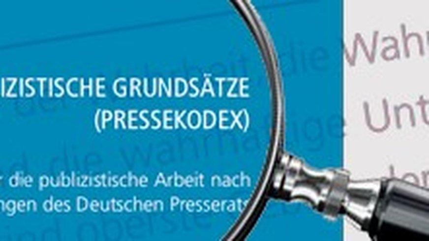 Pressekodex