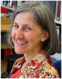 Rebecca Schaich, IDA-Mitarbeiterin Informationsservice