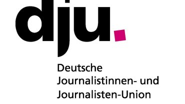 dju-Logo mit Claim