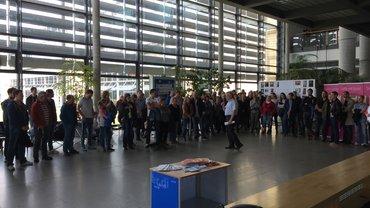MDR Infoveranstaltung am 18.06.2015 im Hochhausfoyer