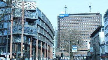 WDR, Arkaden, Archivhaus