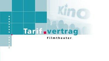 Tarifvertrag Filmtheater