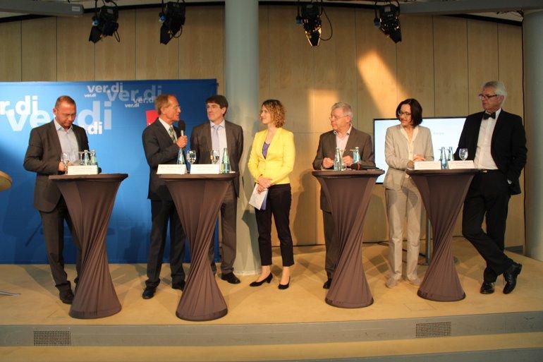 Rundfunkkonferenz Frankfurt