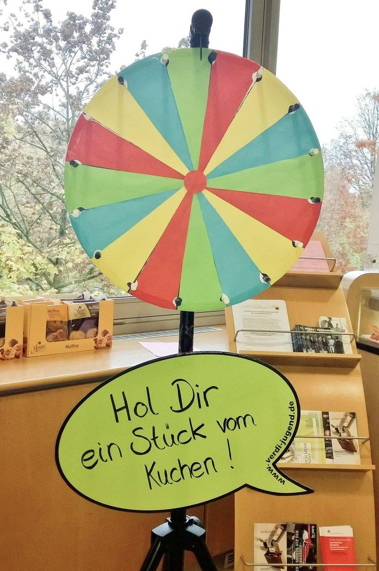 ver.di-Jugend Aktionstag im hr (08.11.16)