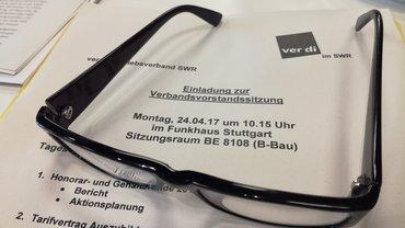 Einladung VV SWR Tarifpolitik