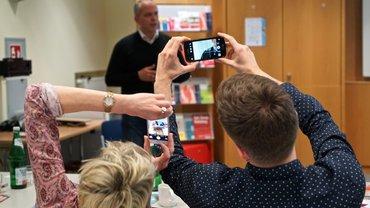 7. Medientage #Krassmedial: Medien, Menschen, Maschinen - wo bleibt die Moral? in Berlin-Wannsee