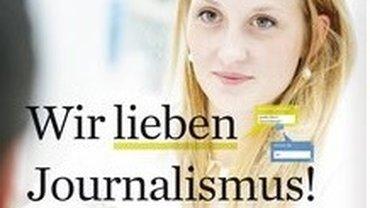 Wir lieben Journalismus als Teaserbild