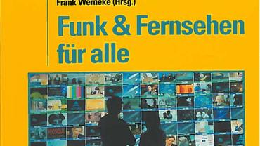 """Buchcover des Bands """"Funk und Fernsehen für alle"""