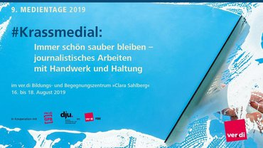 #krassmedial - Medientage 2019