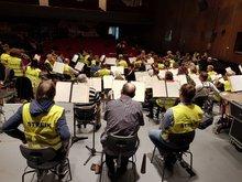 Die NDR-Radiophilharmonie spielt in Streikwesten