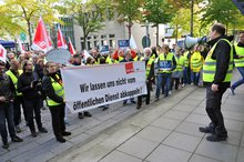 NDR Streik 18.09.2019
