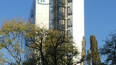 Gebäude Hessischer Rundfunk