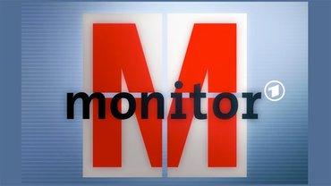 Logo des ARD-Politmagazins Monitor